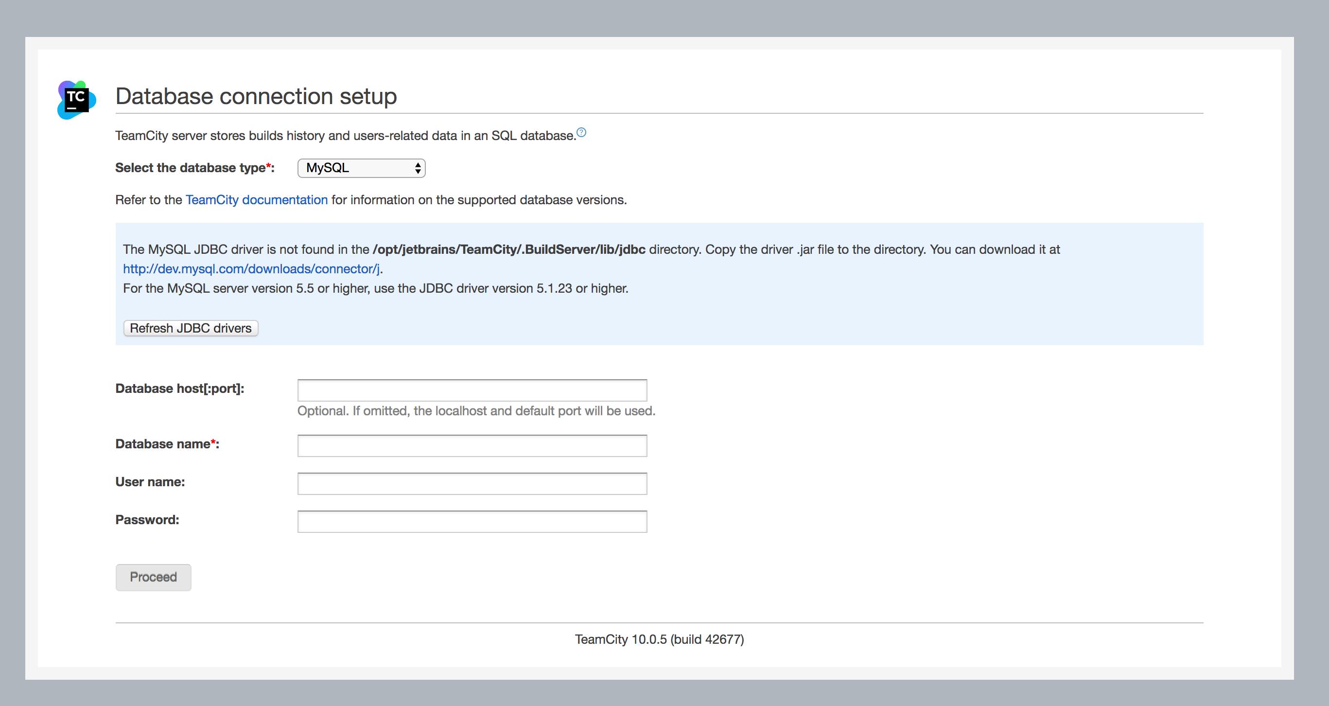 How to install TeamCity on Ubuntu Server 14 04   Sergey Kryvets Blog